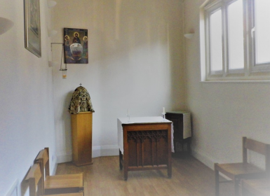 Photo of the Emmaus House of Prayer